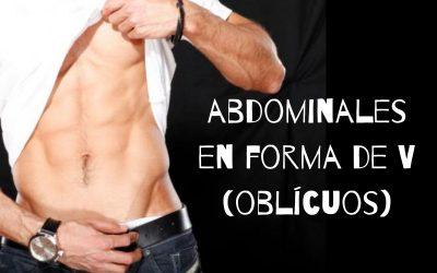 Abdominales en V: Cómo hacer abdominales oblicuos en casa