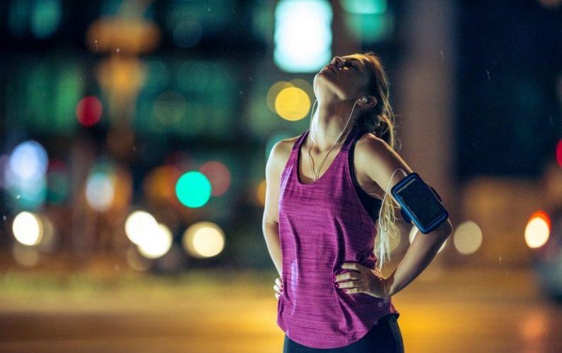 entrenar por la noche es malo