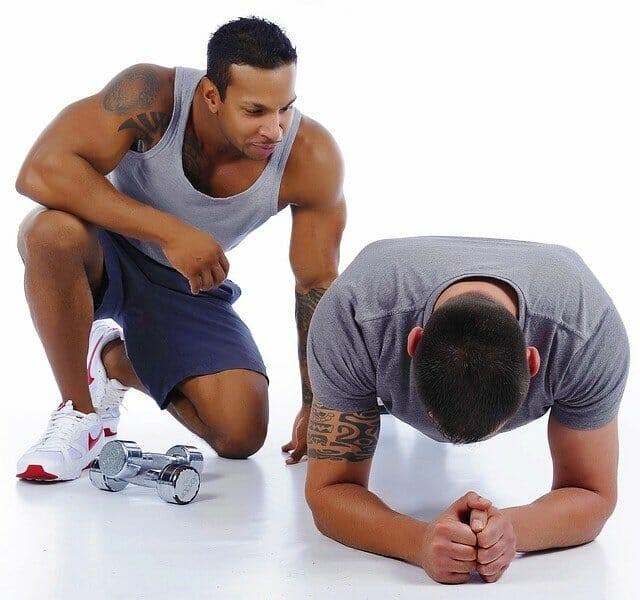 ejercicio del tablon como hacerlo