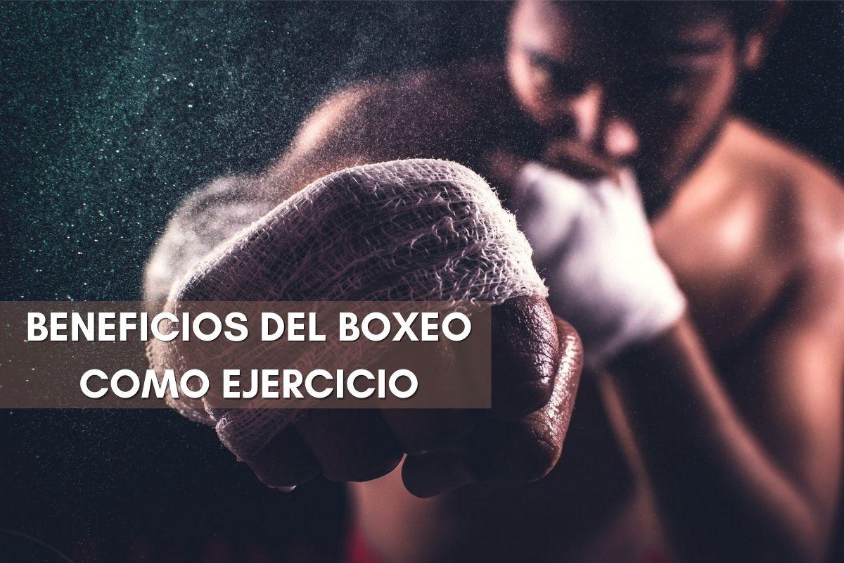 ▷ Boxeo como ejercicio en casa【Beneficios de esta increíble rutina】