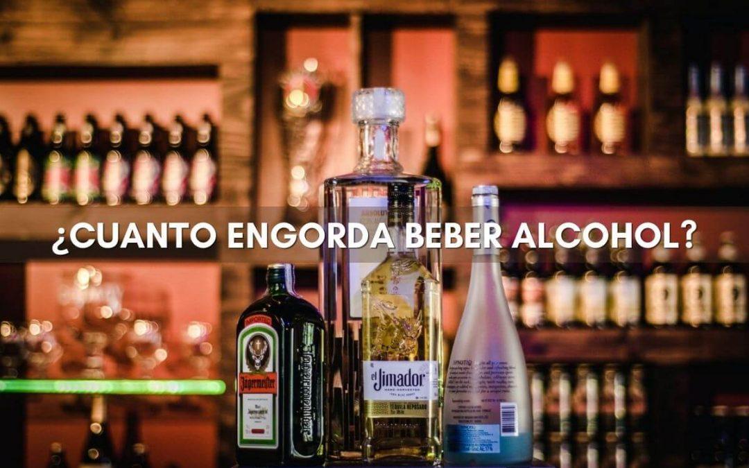 Beber Alcohol Engorda: que no te cuenten milongas