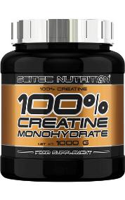 creatina monohidrato Scitec Nutrition Suplemento Dietético de Creatina - 1000 gr