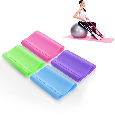 bandas elasticas para embarazadas, rehabilitacion, lesiones, yoga y pilates