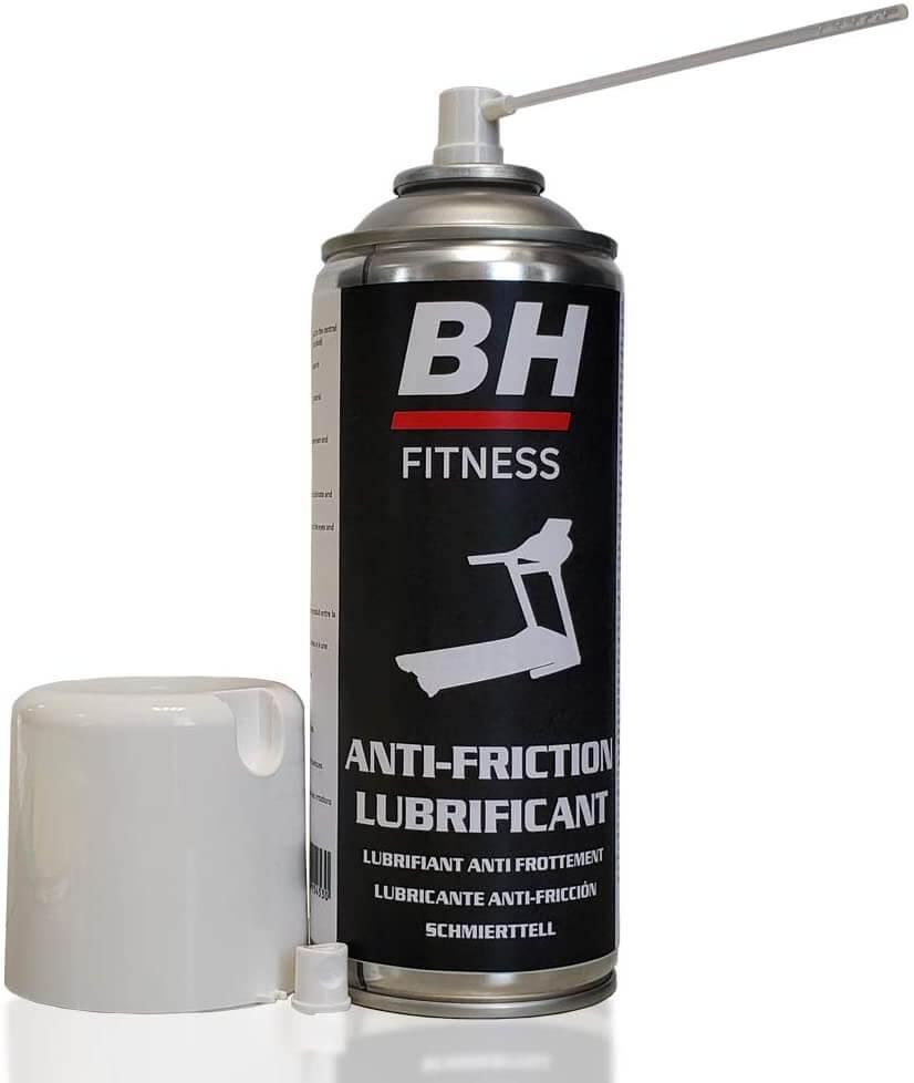bh fitness lubriacion cinta de correr plegable para casa