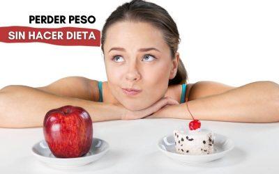 Como Perder Peso Sin Hacer Dieta