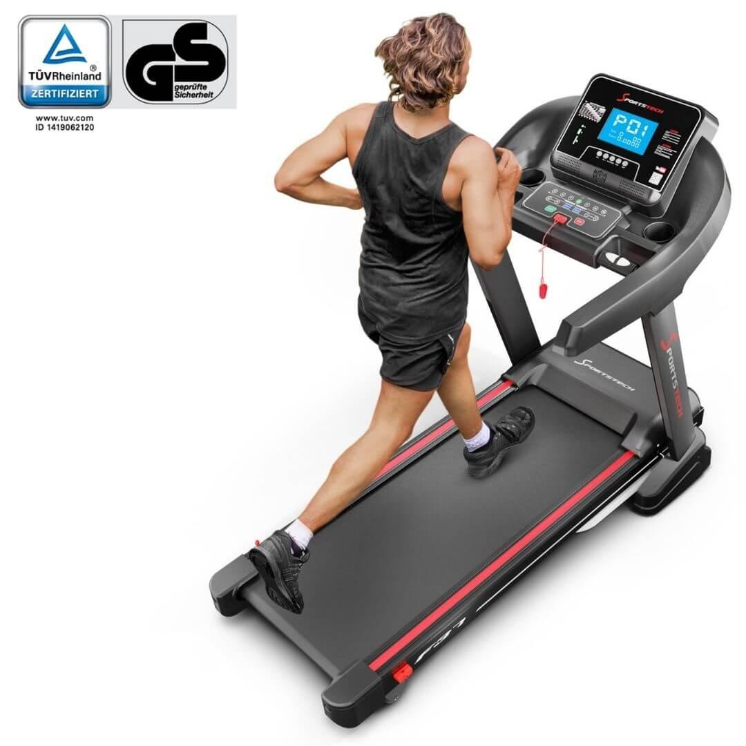sportsech f37 cinta de correr profesional plegable comprar amazon