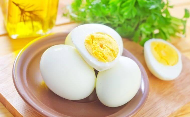 alimentos para reducir los antojos de azucar huevos