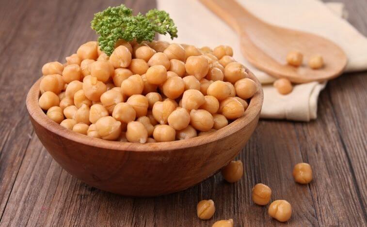 alimentos para reducir los antojos de azucar legumbres