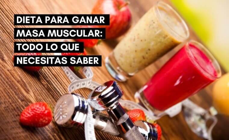 Dietas para ganar masa muscular: Dietas de Volumen