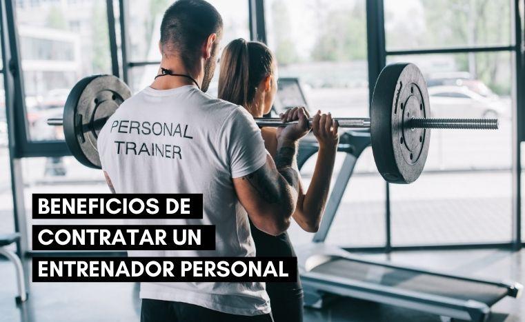 beneficios de contratar un entrenador personal