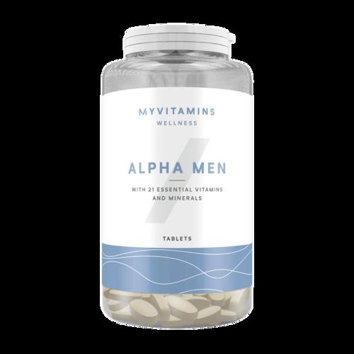 Multivitamínico Alpha Men myprotein